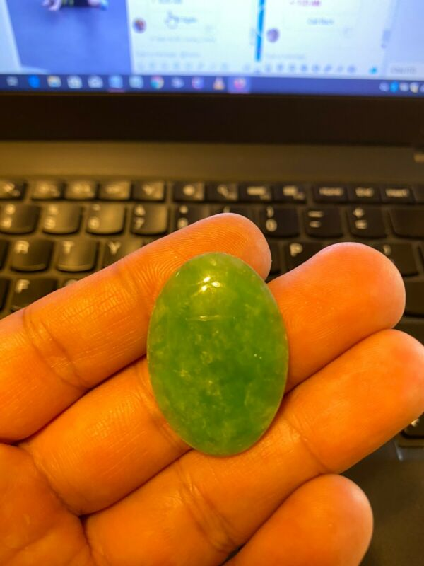 Natural Jade Nice Piece For Pendant Making