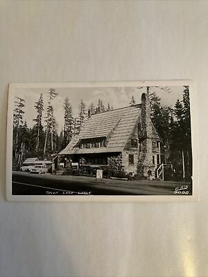 Washington Spirit Lake Lodge Rare