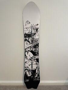 Burton Phish 161 snowboard