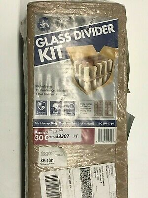 Pratt Retail Specialties Glass Divider Moving Kit