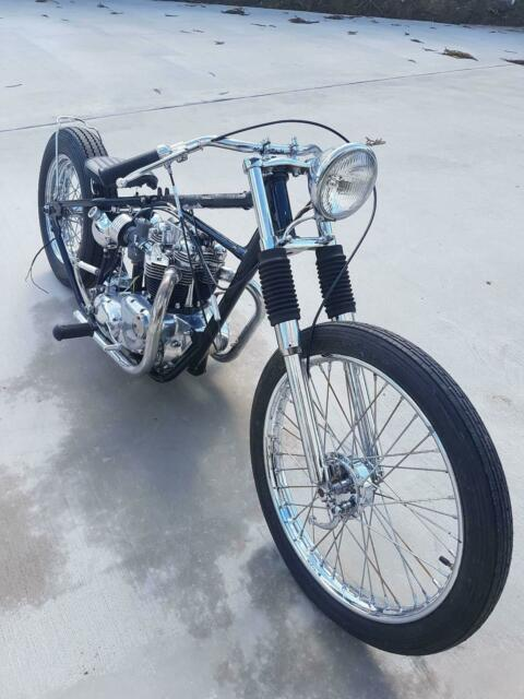 Triumph custom bobber | Motorcycles | Gumtree Australia