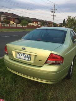 ford falcon BA MKII XT for sale with a currently RWC
