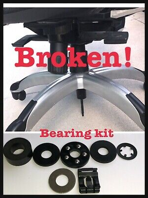 Replacement Office Chair Kit W Clip Bearing Washer