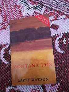 Montana 1948 by Larry Watson Berwick Casey Area Preview