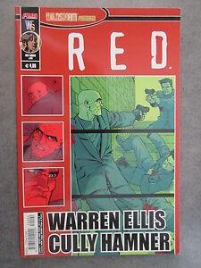 RED - ELLIS/HAMMER - Italia - L'oggetto può essere restituito - Italia
