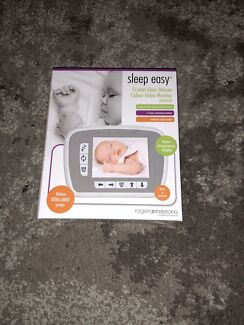 Baby Video Monitor $140