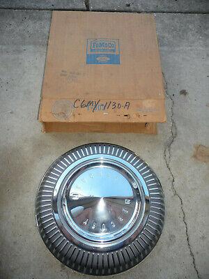 NOS Ford 1966 1967 Mercury Cyclone Marauder S55 Dog Dish Hubcap