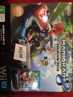 Nintendo Mariokart 8 Premium Pack