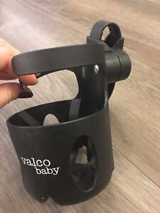 Valco baby cup holder - fits all strollers