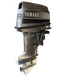 Yamaha 40HP 2 stroke 3 cylinder motor good compression South Perth South Perth Area Preview