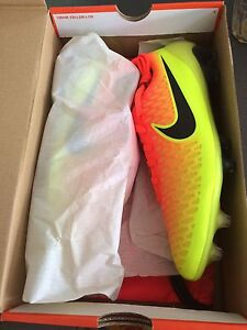 Brand new Nike Magista Opus FG boots Bowden Charles Sturt Area Preview