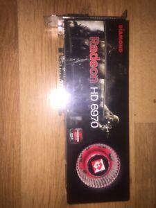 Radeon hd 6970 graphics card