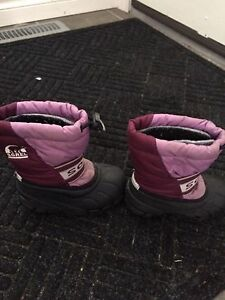 Sorel size 8 winter boots