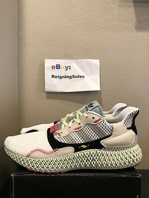 Adidas ZX 4000 4D Futurecraft B42203 Size 9.5 In Hand Ready To Ship