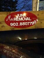 For Junk Removal and/or Demolition call 902.880.7790