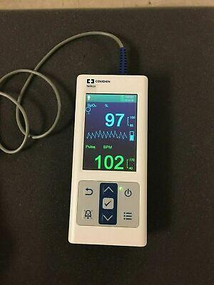 Nellcor Covidien Pm10n Portable Spo Monitor With Ds100a Probe