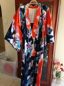 Japanese Kimono Thornlie Gosnells Area Preview