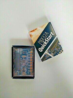 P8x32a Quickstart Microcontroller Board Parallax Semiconductor 40000