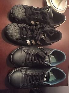 Adidas & lacoste shoes