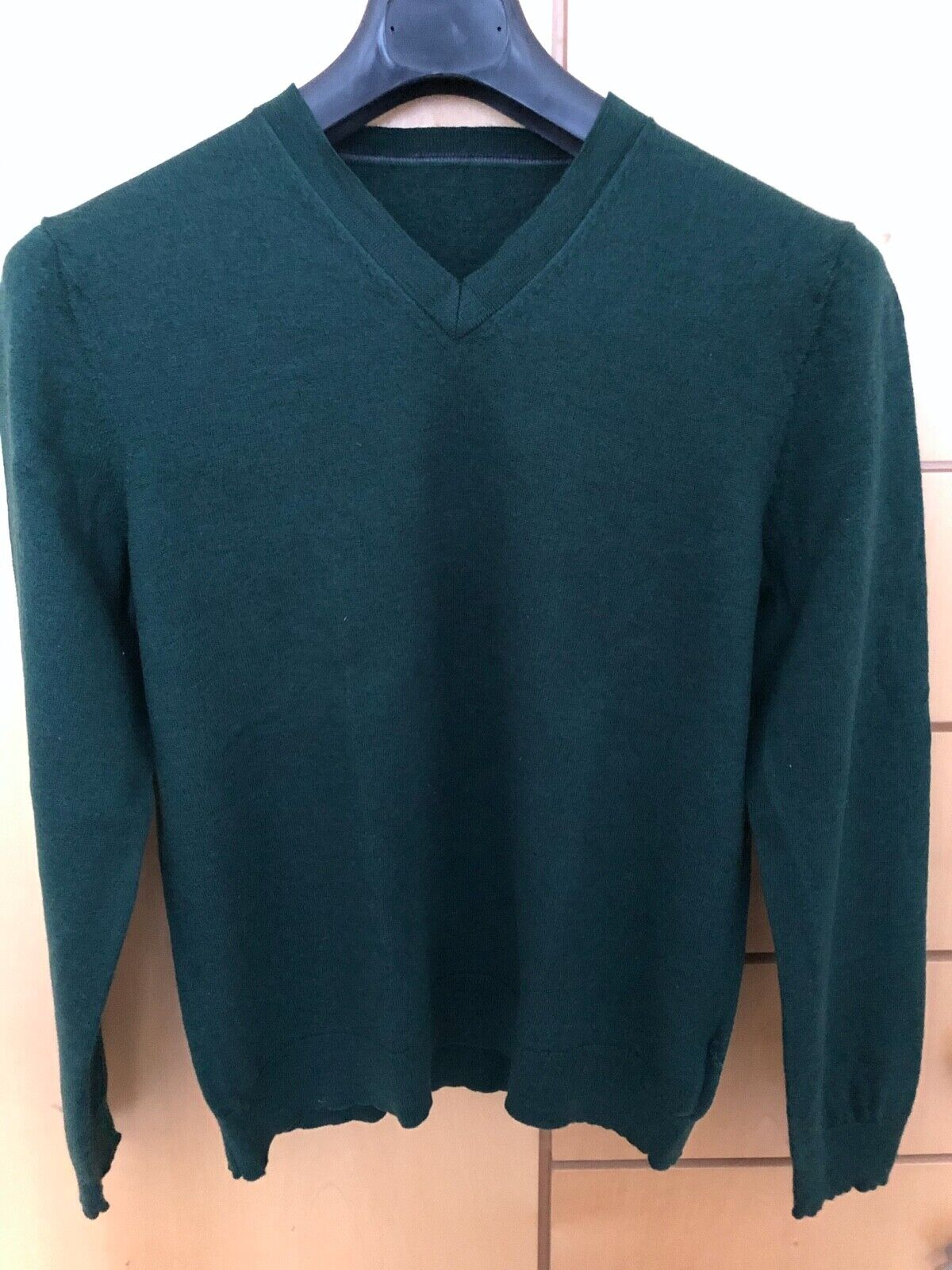 Pull col v gap - taille s