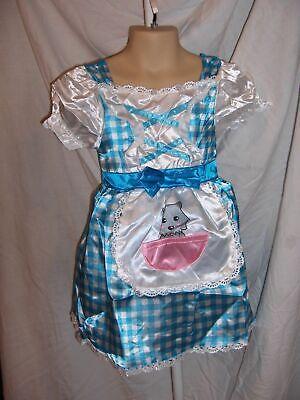 Toddler Girl Size 3T-4T  * LITTLE FARM GIRL *   Costume NWT Dorothy Kansas Cutie](Dorothy Costume 4t)