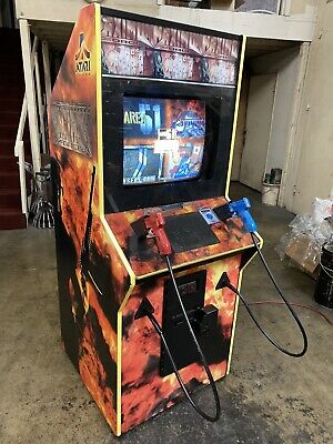 Area 51 Maximum Force combo Arcade Shooting Video Game Machine