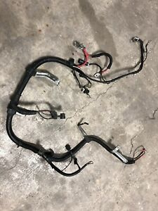 cobra wiring harness car \u0026 truck parts ebay 2004 Mustang Oil Pump 2003 2004 mustang svt cobra battery terminal starter alternator wiring harness