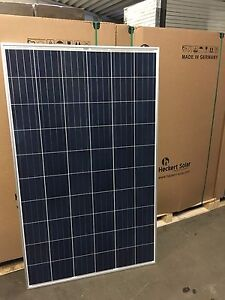 1 Solarmodul 265 Watt Heckert Solar Made In Germany Solaranlage Camping Panel