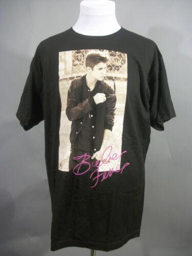 New JUSTIN BIEBER Live Concert BIEBER FEVER Black T-Shirt Size XL / X-LARGE Tee