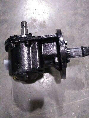 Round Style Gearbox 75hp 1146 4 Pattern Input 6 Spline Output 15 Spline