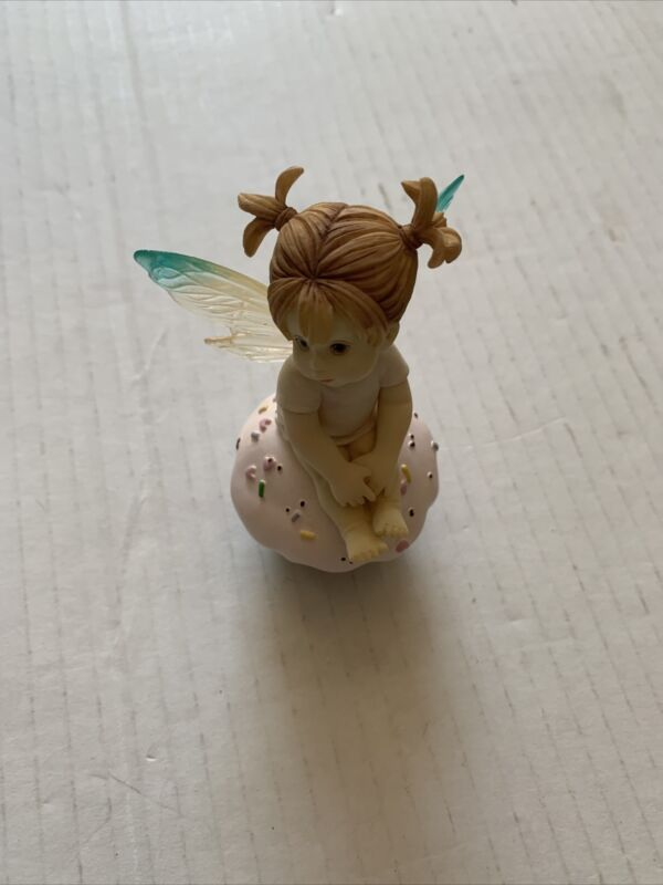 MY LITTLE KITCHEN FAIRIES Cupcake Sweetie Fairie 2002
