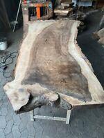 Tischplatte Bohle Diele Esstisch Massiv Nussbaum Epoxidharztisch Rheinland-Pfalz - Halsenbach Vorschau