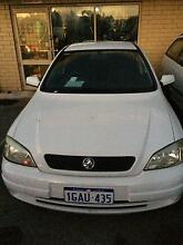 2001 Holden Astra Auto Hatchback Malaga Swan Area Preview