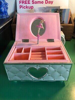 Lenox Childhood Memories Ballerina Jewelry/Music Box American Design Fur Elise ()