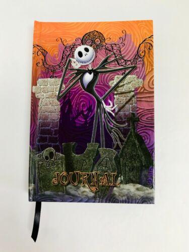 Disney Nightmare Before Christmas Jack Skeleton Journal Calendar Planner New