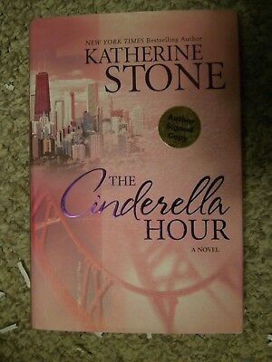 THE CINDERELLA HOUR 2005 Katherine Stone SIGNED 1st Edition (Cinderella Adult Version)