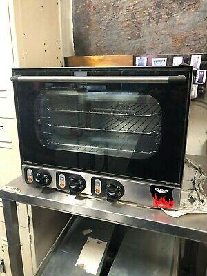 Vollrath Mini Cayenne 12 Size Convection Oven Countertop Model 40703 120v