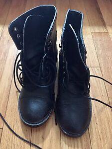 Auken Paddock boots - girls 13