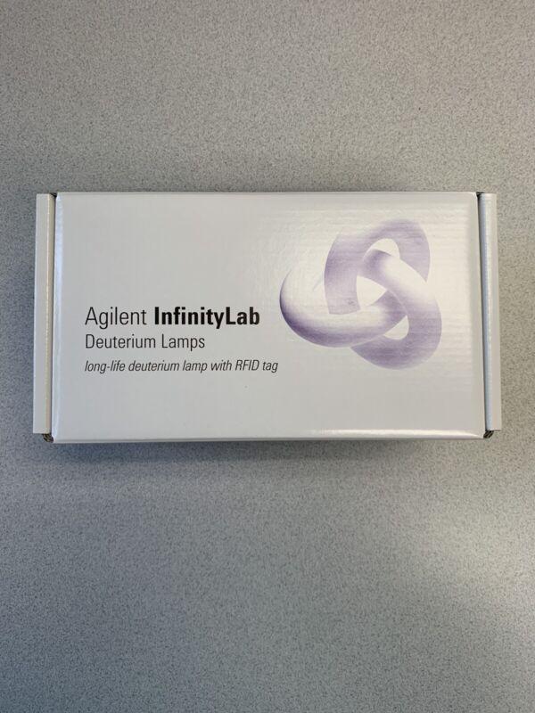 *New Sealed* Agilent G1314-60101 deuterium lamp, w/RFID tag for VWD HPLC
