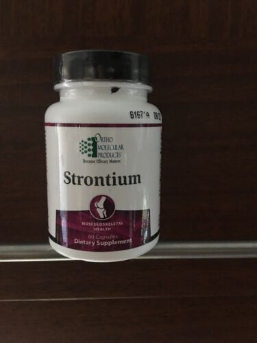 Ortho Molecular Products STRONTIUM
