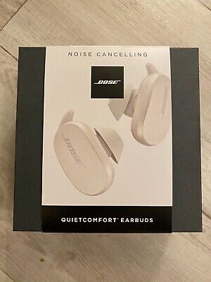 BOSE QuietComfort Wireless Bluetooth Noise-Cancelling Earbuds Soapstone
