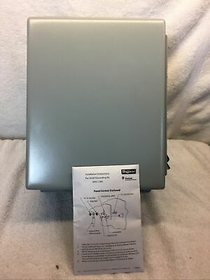 Hoffman A1008chnf Type 4 Hinged Cover Junction Box Wall Mount 2491