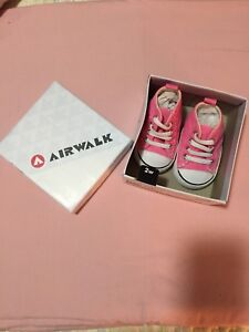 Never worn , Air Walk sneakers infant size 2
