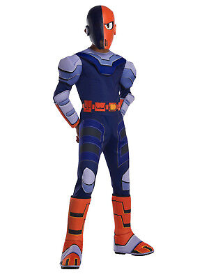 Teen Titans Slade Costume (Teen Titans Go! - Slade Deluxe Child)