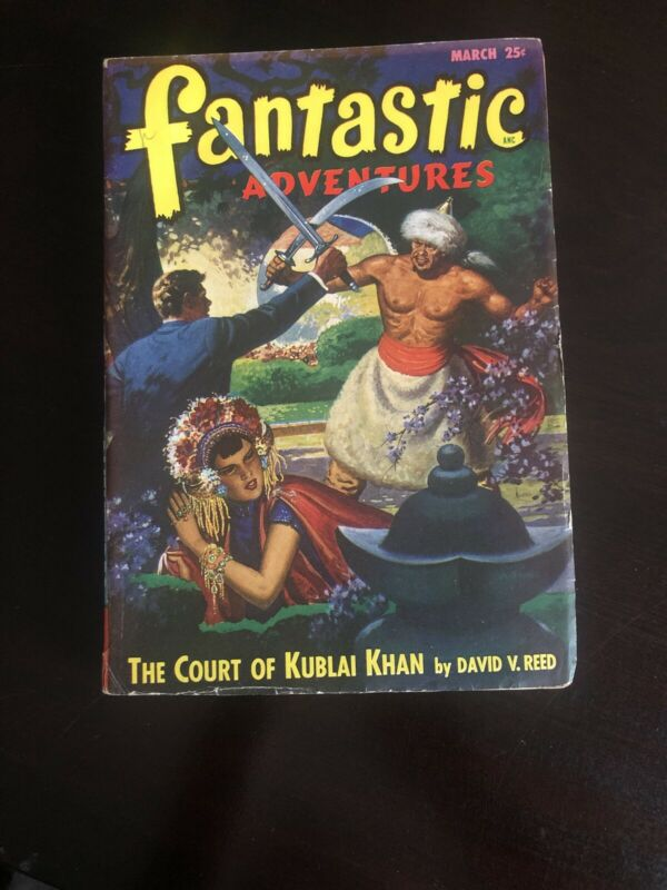 Fantastic Adventures Pulp Vol.10#3