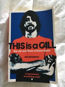 Dave Grohl autobiography