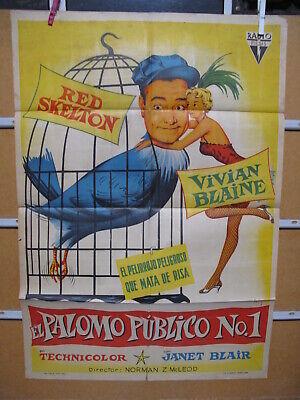 B56 EL PALOMO PUBLICO NUMERO 1 RED SKELTON SOLIGO