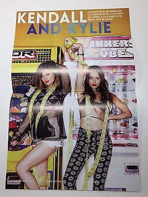 Kendall And Kylie Jenner Steve Madden Magazine Rare