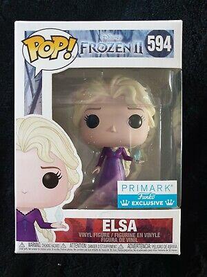Elsa Pocket Pop Vinyl--Frozen Vinyl Pop