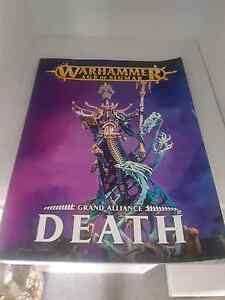 Warhammer age of sigmar death alliance army Mount Coolum Maroochydore Area Preview